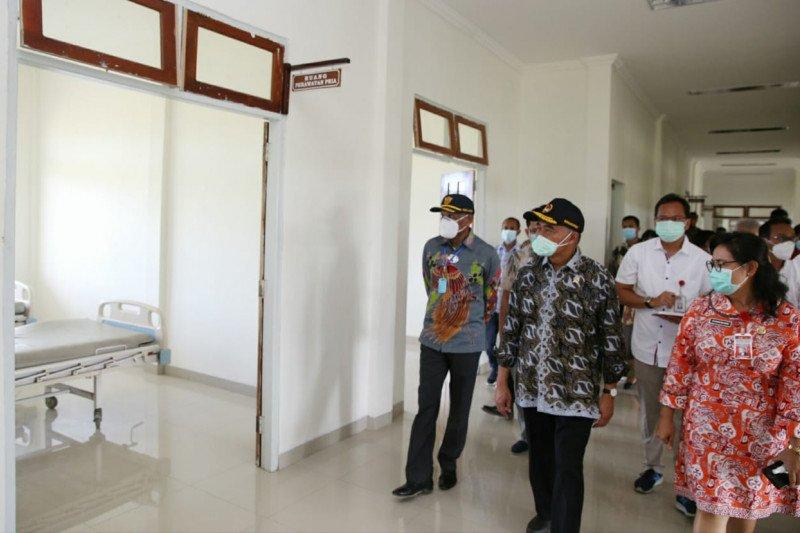 Menko PMK tinjau langsung pembangunan fasilitas kesehatan di Papua