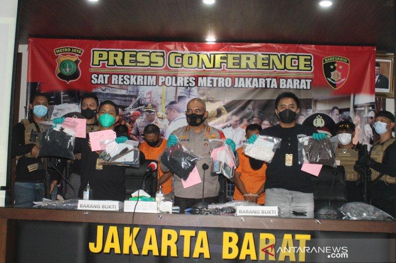 Polisi sebut Kelompok Pandawa rampok rumah dengan berbagai penyamaran