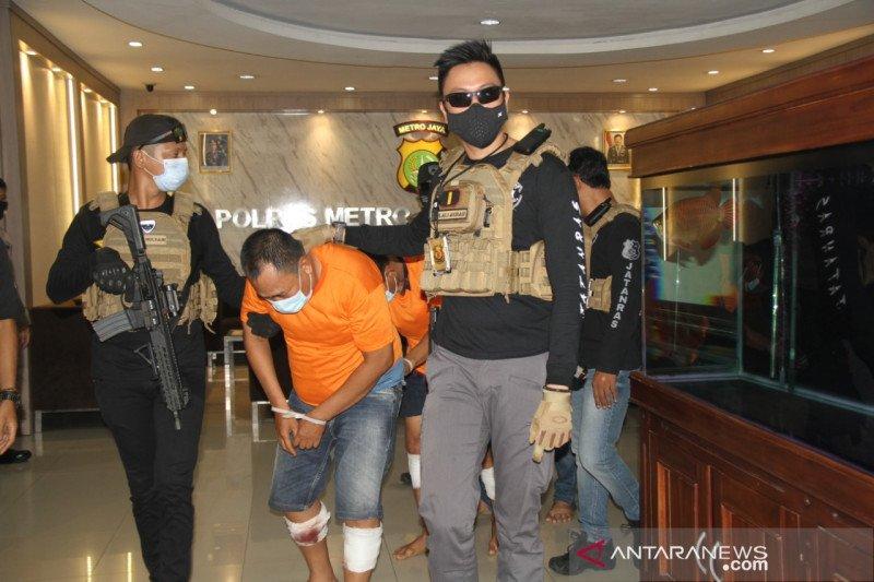 Polres Jakbar bekuk Kelompok Pandawa spesialis rampok rumah