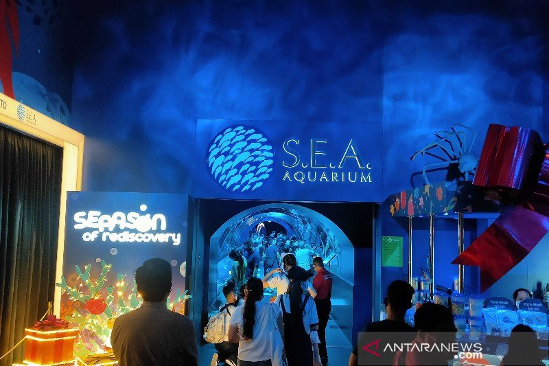 Jumlah turis Indonesia terbesar kedua di Singapura