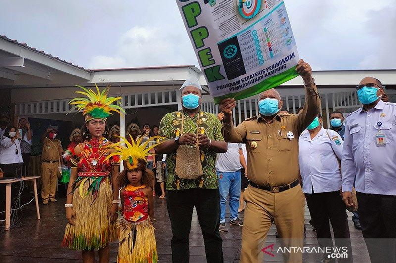 Pemprov Papua Barat luncurkan Prosppek Otsus