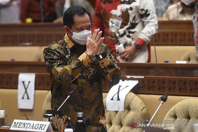 Tito Karnavian dukung Jokowi ajukan Listyo Sigit jadi Kapolri