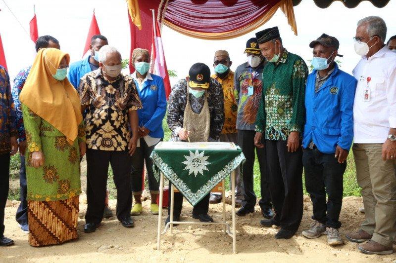 Menko PMK canangkan  Kampus Terpadu Universitas Muhammadiyah Papua