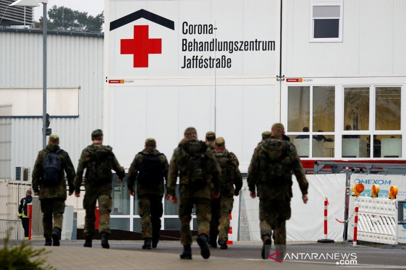 "Jerman sebut ""lockdown"" sebagian dapat berlaku hingga musim semi 2021"