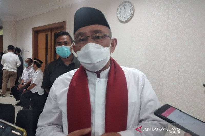 Calon Wali Kota Depok Mohammad Idris terkonfirmasi positif COVID-19