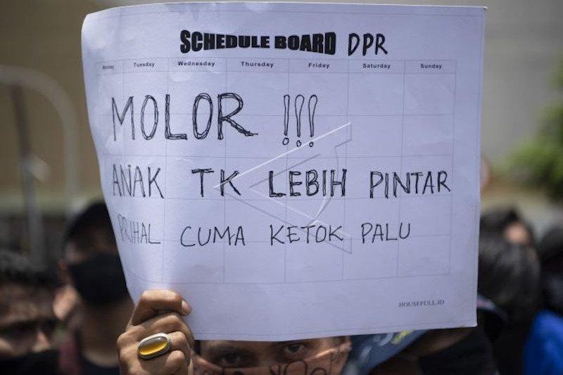 Kemenko Perekonomian serap aspirasi UU Cipta Kerja di Palembang