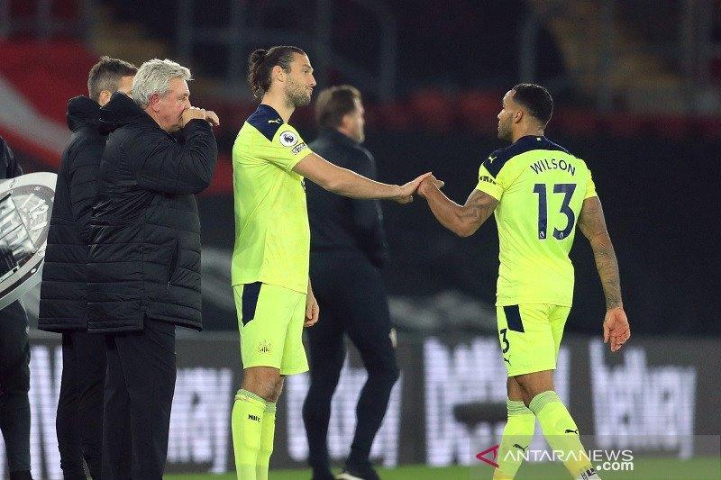 Callum Wilson bisa perkuat Newcastle melawat ke Crystal Palace