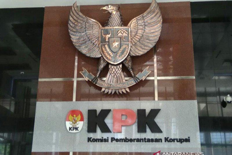 Wali Kota Cimahi setelah ditangkap,jalani pemeriksaan KPK