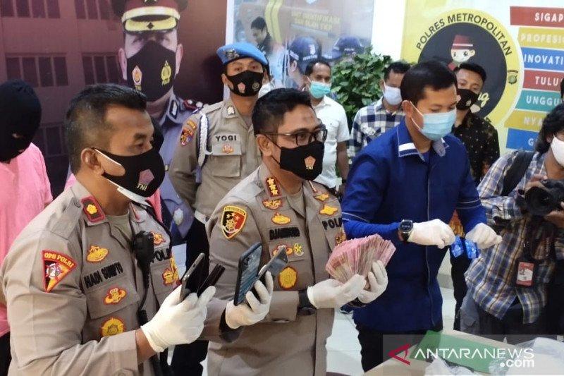 Kapolres Metro Jakut: Artis terlibat prostitusi berstatus saksi