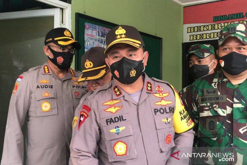Kapolda Metro Jaya bernostalgia ke Cengkareng