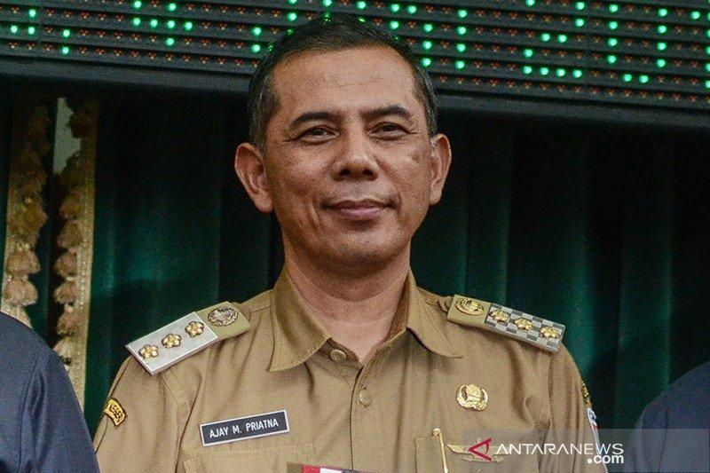 Wali Kota Cimahi diduga terima suap Rp1,6 miliar