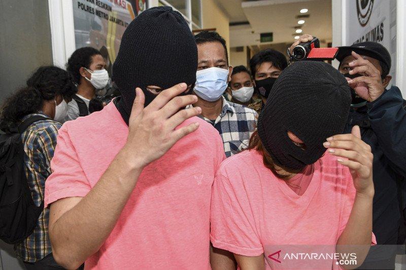 Polres Jakarta Utara tetapkan dua tersangka kasus prostitusi artis