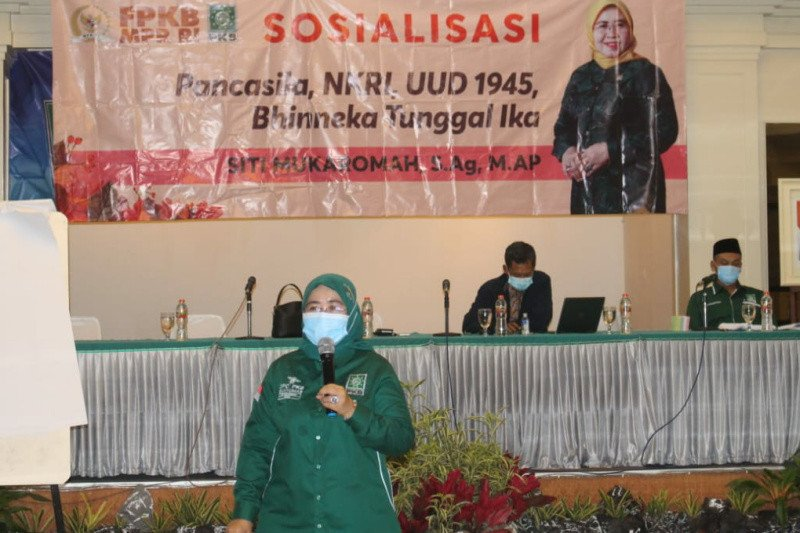 Anggota MPR ajak warga Banyumas junjung nilai toleransi beragama