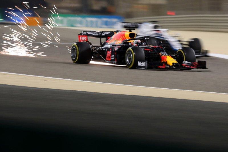 Tercepat di FP3, Verstappen buktikan kekhawatiran Mercedes di Bahrain