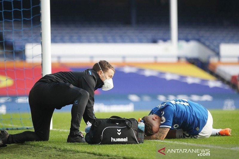 Ancelotti pilih optimistis walau Lucas Digne menepi 2-3 bulan