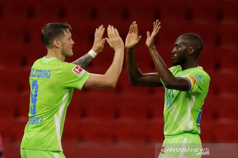 Wolfsburg jaga catatan nirkalah dalam hujan delapan gol kontra Bremen