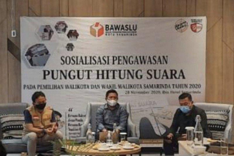 Bawaslu Samarinda: Pilkada serentak berpotensi pemungutan suara ulang