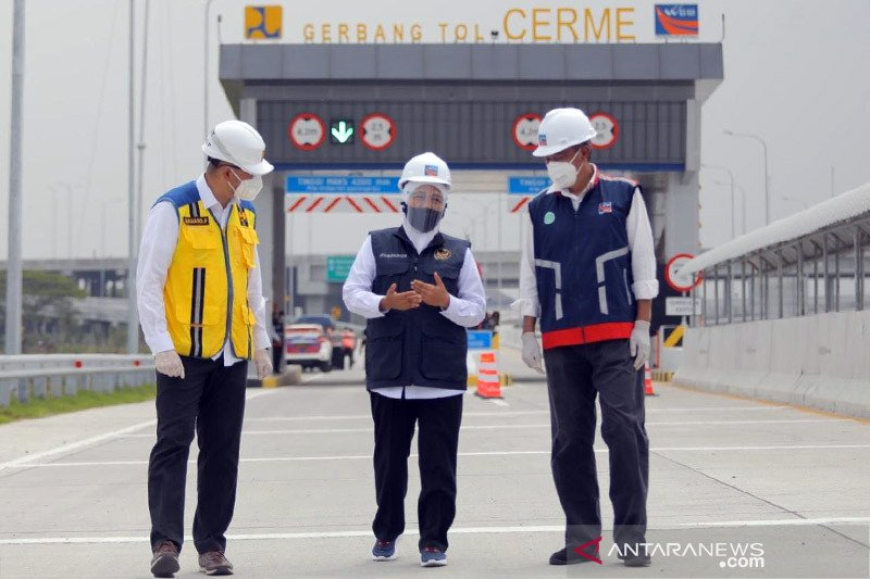 WTR operasikan Tol Krian-Manyar sepanjang 29 km