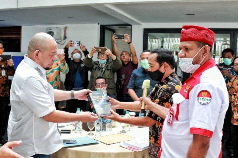LaNyalla Ingin fokus bahas kesejahteraan Papua