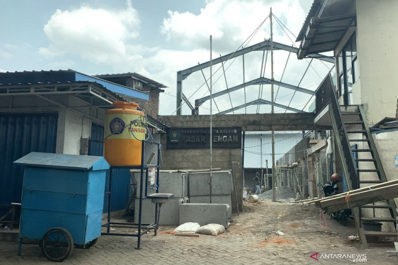 Pemkot Malang akan revitalisasi tiga pasar rakyat pada 2021