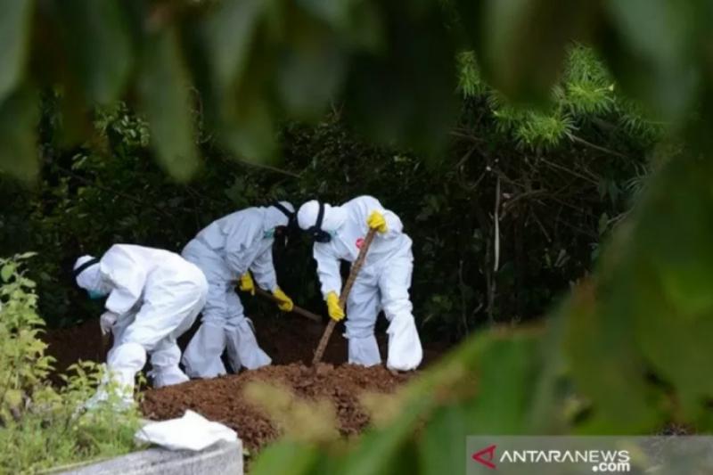 Pasien COVID-19 meninggal di Sultra menjadi 103 orang