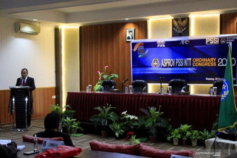 Tim sepak bola NTT tidak ingin numpang lewat di PON Papua