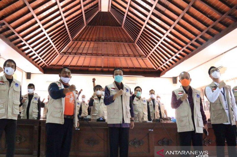 Satgas COVID-19 Bali gandeng relawan antisipasi klaster pilkada