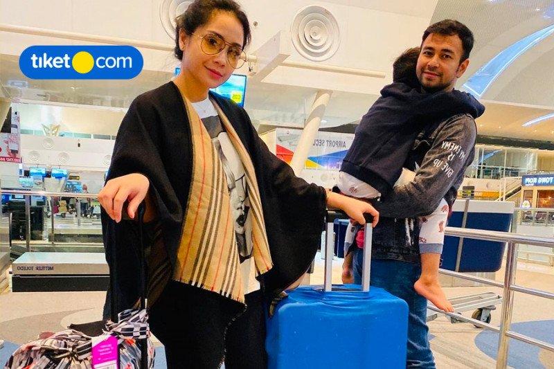 Rekomendasi tempat liburan domestik ala Raffi Ahmad-Nagita Slavina