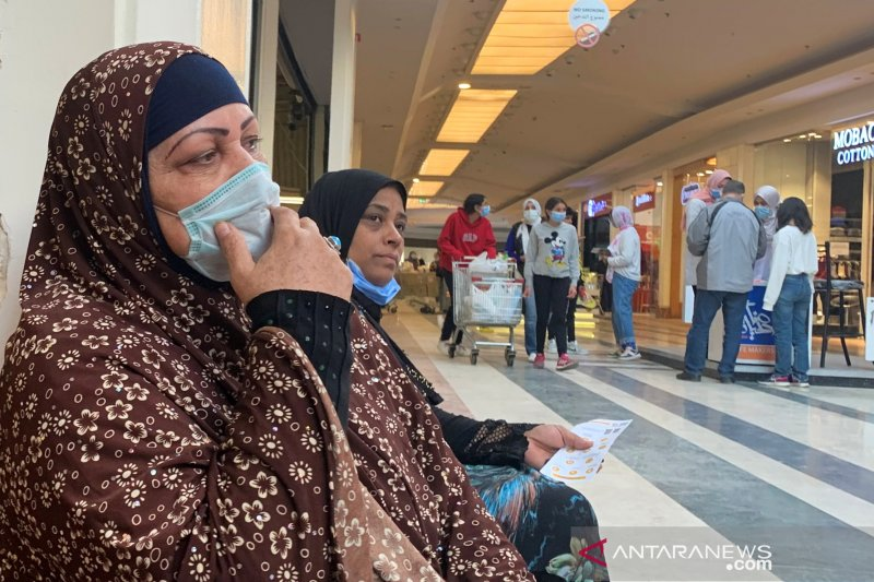 Presiden: Mesir mulai vaksinasi COVID-19