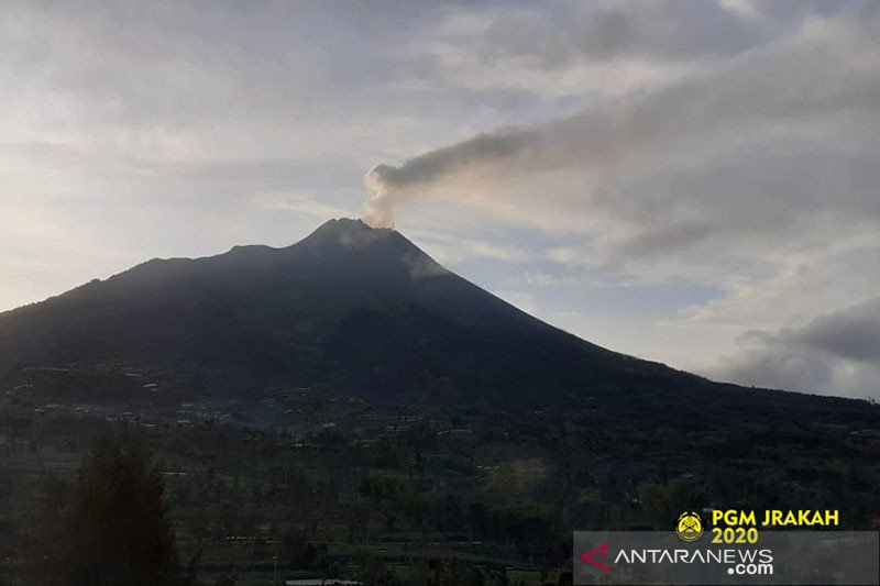 BPPTKG : Letusan Gunung Merapi diperkirakan bersifat efusif
