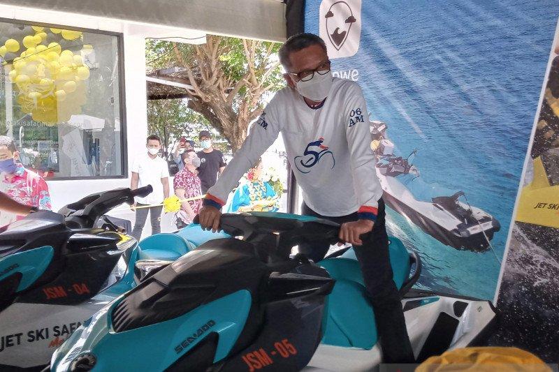 Jetski Safari Makassar diharap dorong pemulihan ekonomi kepulauan