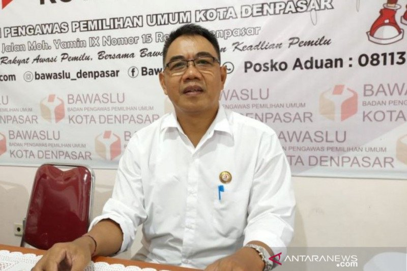 Bawaslu Denpasar apresiasi kepatuhan paslon terkait protokol kesehatan