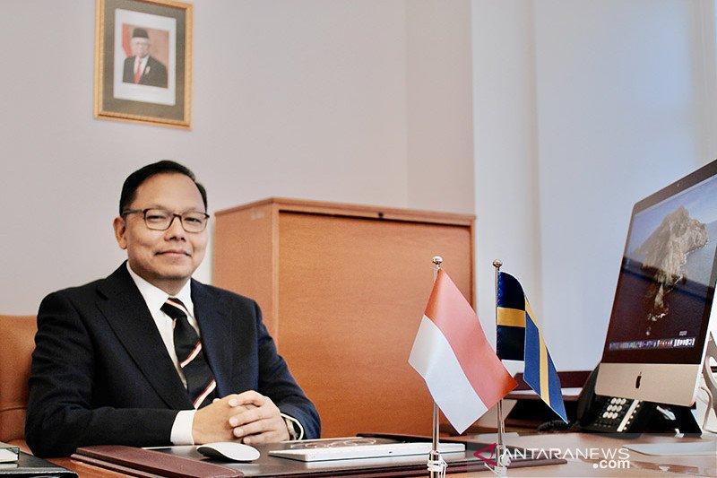 Swedia dan Indonesia berkomitmen capai SDGs