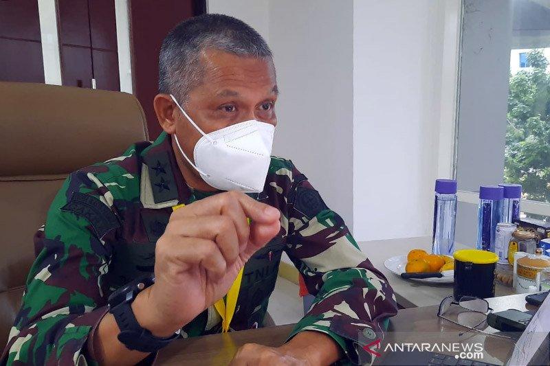 Kapuskes TNI ingatkan masyarakat disiplin prokes agar COVID-19 mereda
