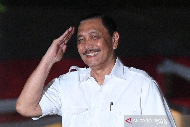 Menko Luhut Pandjaitan kandidat tunggal Ketum PB PASI 2021-2025