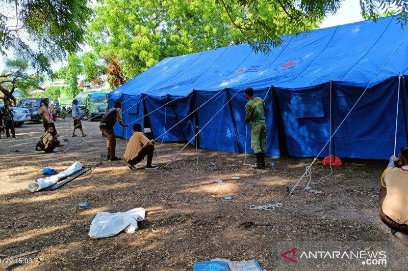 PMI kirim personel dan bantuan ke wilayah terdampak erupsi Gunung Ili