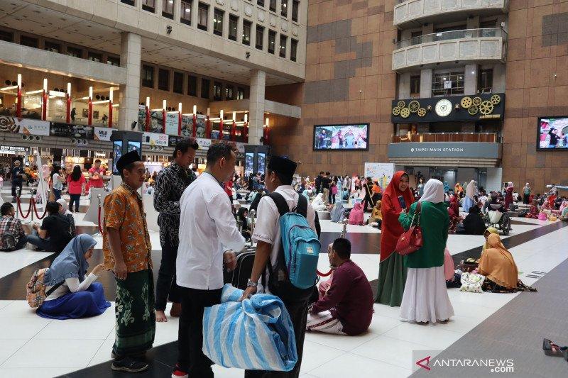 Taiwan tolak sementara pekerja migran dari Indonesia