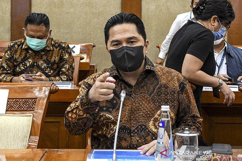 Erick Thohir fokuskan Surveyor Indonesia pada penerapan TKDN