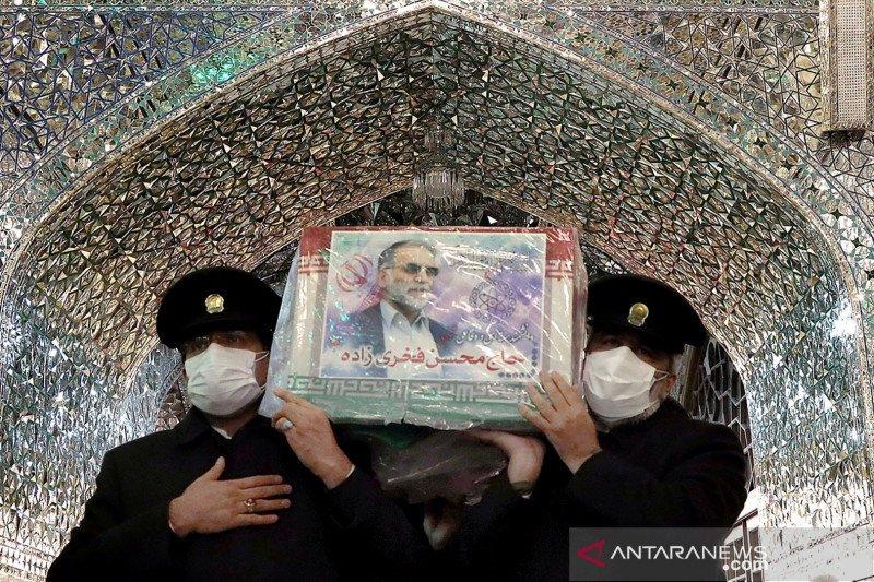 Iran minta komunitas internasional kutuk pembunuhan Fakhrizadeh