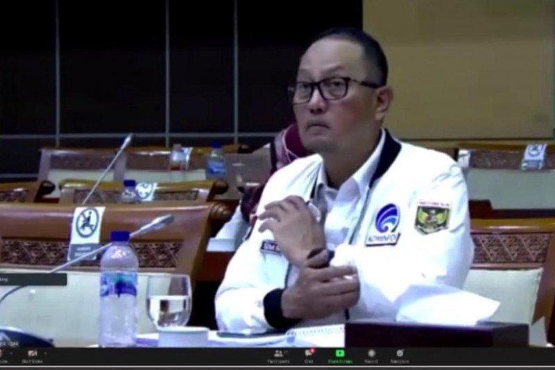 Anggota DPR sampaikan keluhan masyarakat soal gim peran pada Kominfo