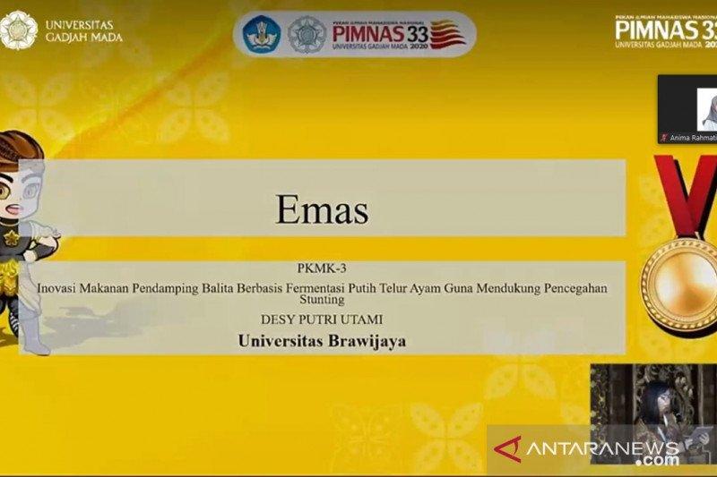"""Di PIMNAS 2020, Universitas Brawijaya raih posisi """"runner up"""""""