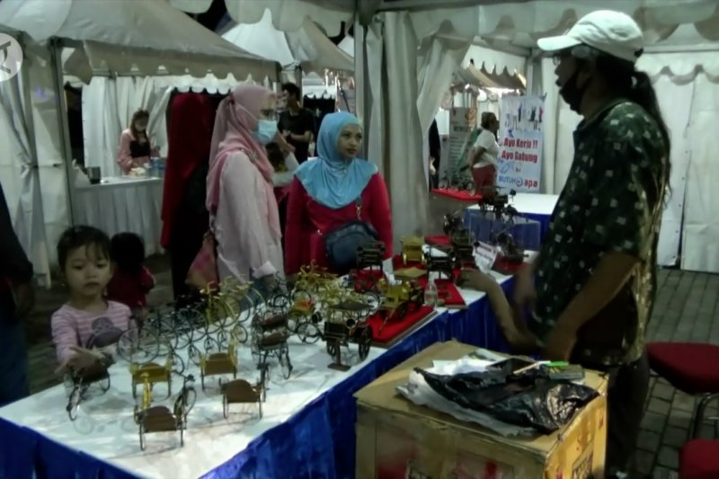 Dorong pertumbuhan ekonomi Kota Malang melalui pameran UMKM