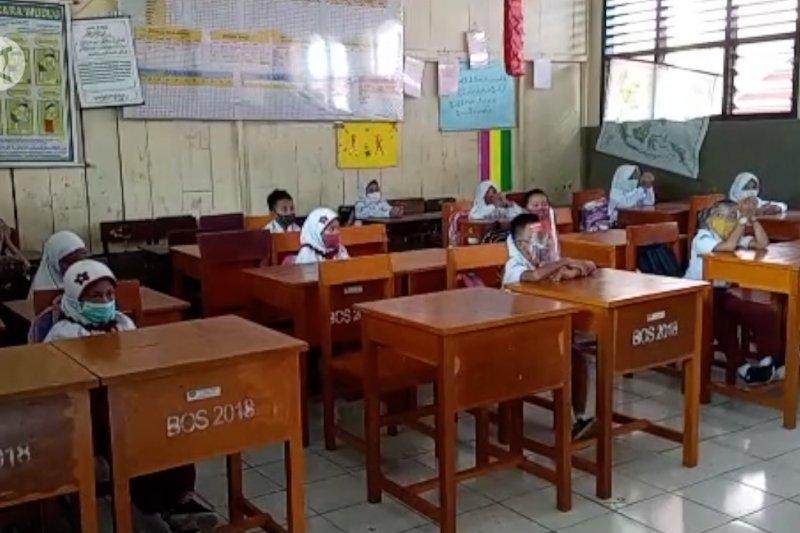Satgas izinkan sekolah di Ternate gelar aktivitas belajar tatap muka