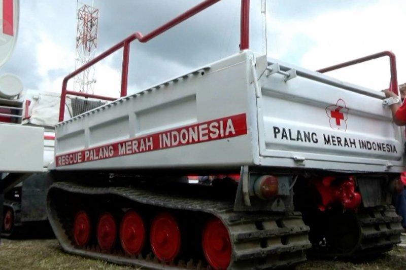PMI datangkan kendaraan amfibiantisipasi erupsi besar Merapi