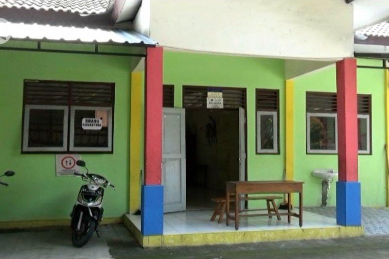 Ada ruang isolasi COVID-19 di barak pengungsian Merapi di Sleman