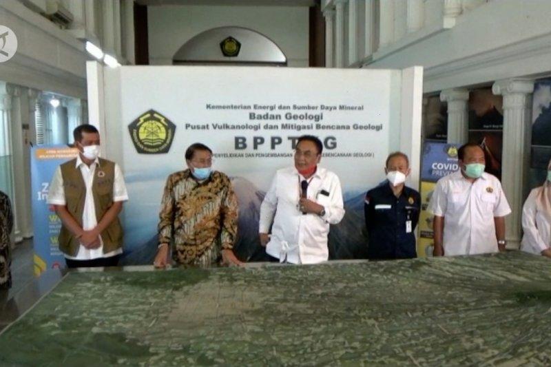 BNPB siagakan satu helikopter untuk pantau Merapi