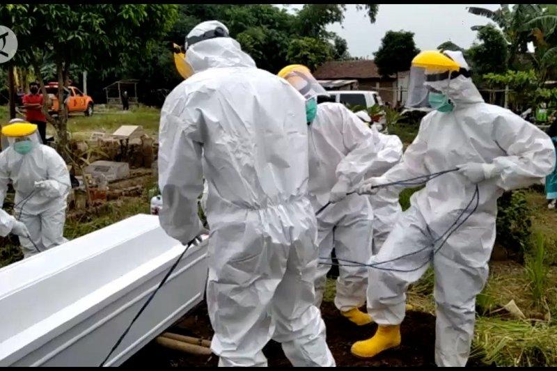 Kasus kematian akibat COVID-19 di Jember meningkat