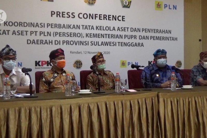 KPK apresiasi PLN amankan lahan negara