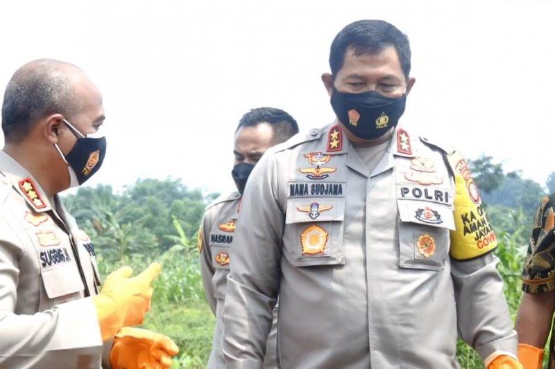 Pamit di akhir jabatan, Kapolda Metro Jaya kunjungi Tangerang