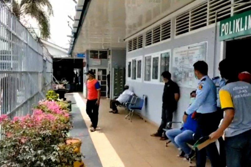 Pemprov Riau bentuk tim supervisi COVID- 19 di Lapas Pekanbaru